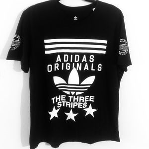 Adidas Tee Shirt Size L- limited addition
